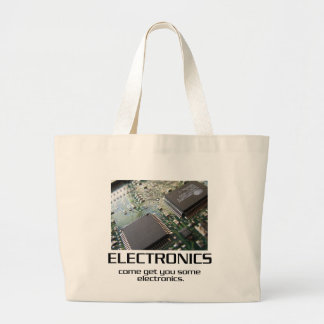 Come Get You Some Electronics Tote Bag