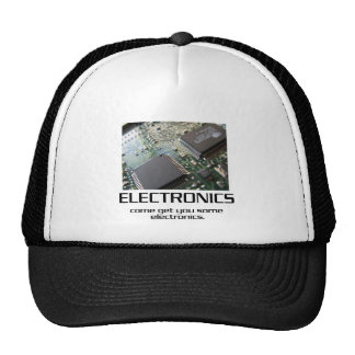 Come Get You Some Electronics Trucker Hat