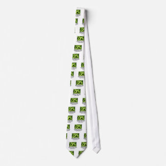 Come Get You Some Green Beans. Neck Tie