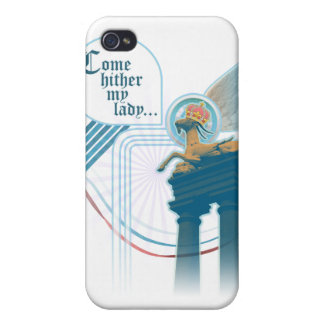 Come Hither My Lady Case For iPhone 4