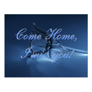 Come Home...Postcard Postcard