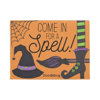 Come in for a Spell Doormat