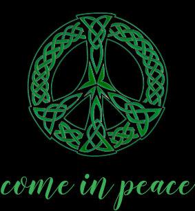 Peace Sign Doormats & Welcome Mats | Zazzle