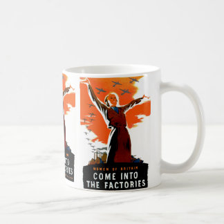 Come Into The Factories Coffee Mug