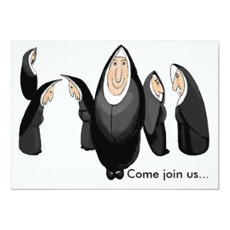 Come join us invitations