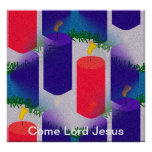 Come Lord Jesus Posters