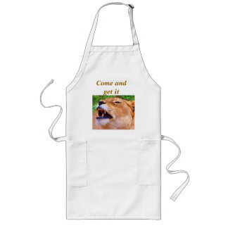 Come on_ Apron_by Elenne Long Apron