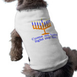 Come On Baby, Light My Fire Doggie Shirt