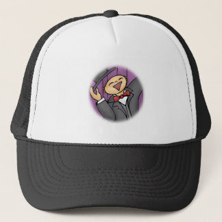 Come Out and Sing! (No words) Trucker Hat