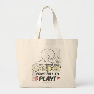 Come Out To Play Large Tote Bag