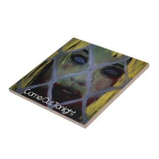 'Come Out Tonight' (Zombie) tile