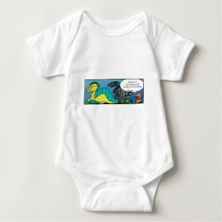 COME OUT WORM! BABY BODYSUIT