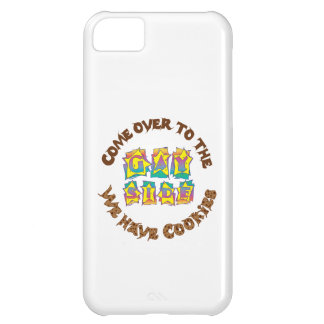 Come Over to the Gay Side Case For iPhone 5C