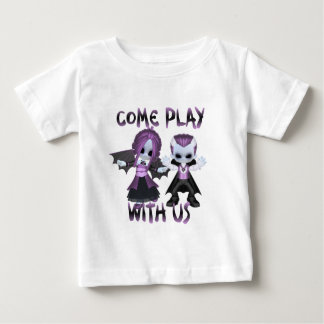 Come Play Baby T-Shirt
