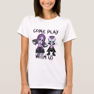Come Play T-Shirt