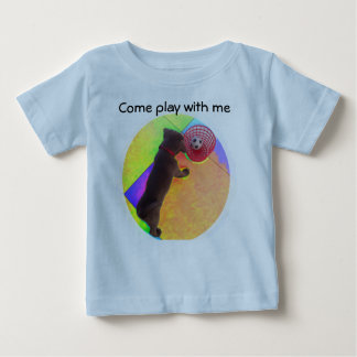 Come play with me- Baby T-shirt
