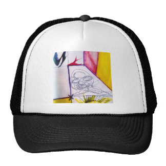 Come play with me in a world of Imagination. Trucker Hat