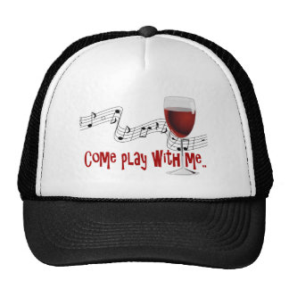 Come Play With Me Trucker Hat