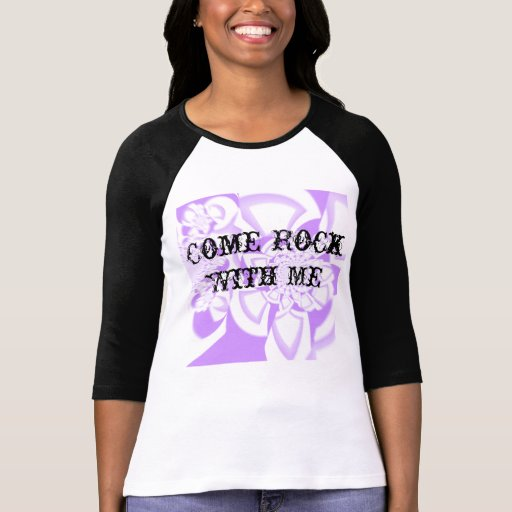 Come Rock With Me Shirt