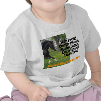 """""""Come Run With Me"""" Infant T Tshirt"""