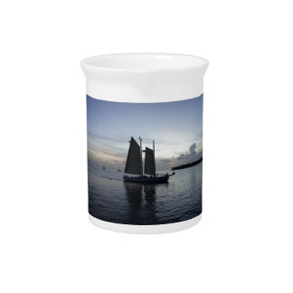 Come Sail Away Beverage Pitcher