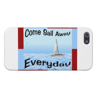 Come Sail Away Everyday Cover For iPhone SE/5/5s
