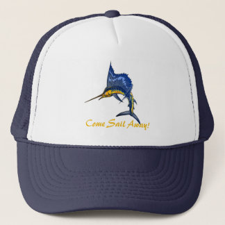 COME SAIL AWAY! TRUCKER HAT
