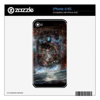 come set me free iPhone 4 skin