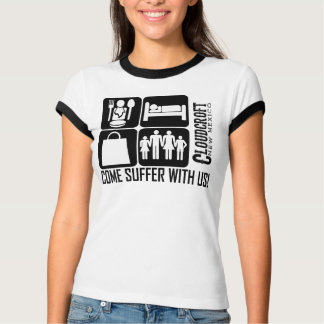 Come Suffer With Us Family T-shirt