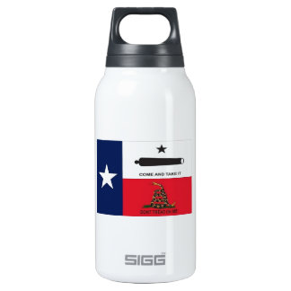 come take it insulated water bottle