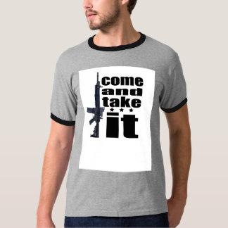 Come&Take It, M T-Shirt