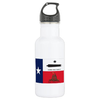 come take it stainless steel water bottle