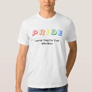 Come taste the rainbow shirt