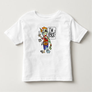 Come the Zombie! Toddler T-shirt