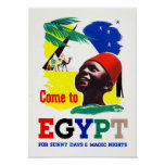 Come to Egypt Poster