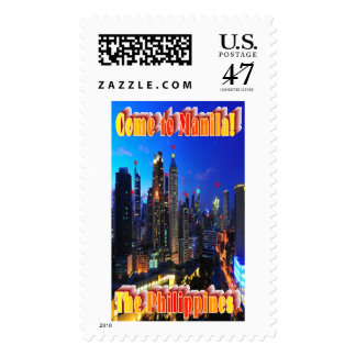 Come to Manila! The Philippines Postage