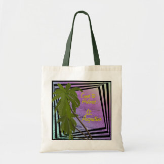 Come to Sunny Florida Canvas Bags