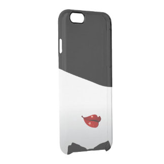 Come To The Cabaret Retro Clear iPhone 6/6S Case