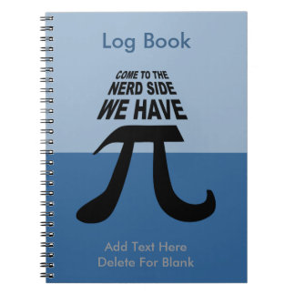 Come To The Dark Side We Have Pi Notebook