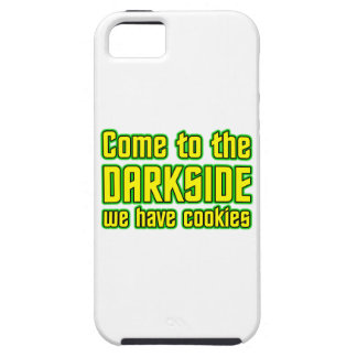Come to the Darkside we have Cookies iPhone 5 Cover