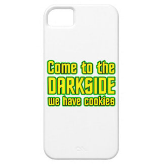 Come to the Darkside we have Cookies iPhone 5 Cases