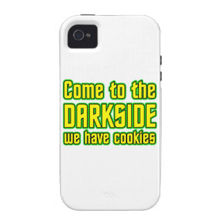 Come to the Darkside we have Cookies Case-Mate iPhone 4 Covers