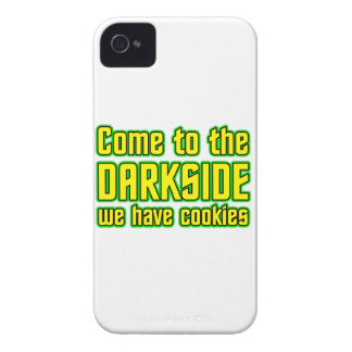 Come to the Darkside we have Cookies Case-Mate iPhone 4 Cases