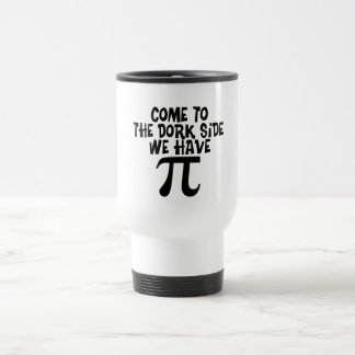 Come to the Dork Side...We have PI Coffee Mug