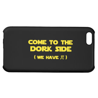 Come To The Dork Side We Have Pi iPhone 5C Case