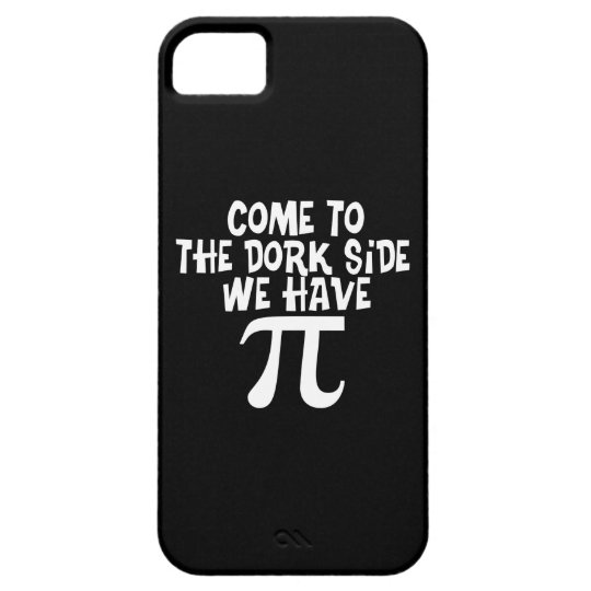 Come to the Dork Side...We have PI iPhone SE/5/5s Case