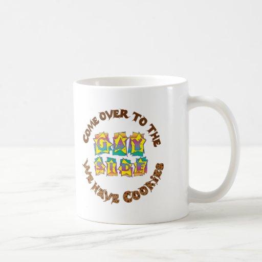 Come to the Gay Side Mug