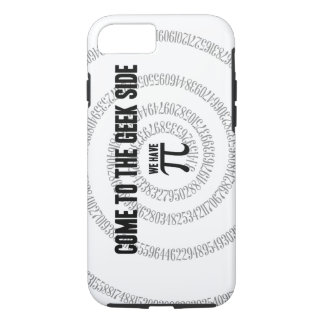 Come To The Geek Side for Pi Decor iPhone 7 Case
