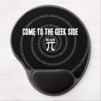 Come To The Geek Side for Pi Gel Mouse Pad