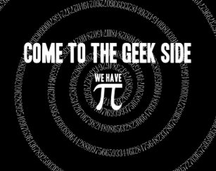 287b849f5 Come To The Geek Side for Pi iPad Smart Cover